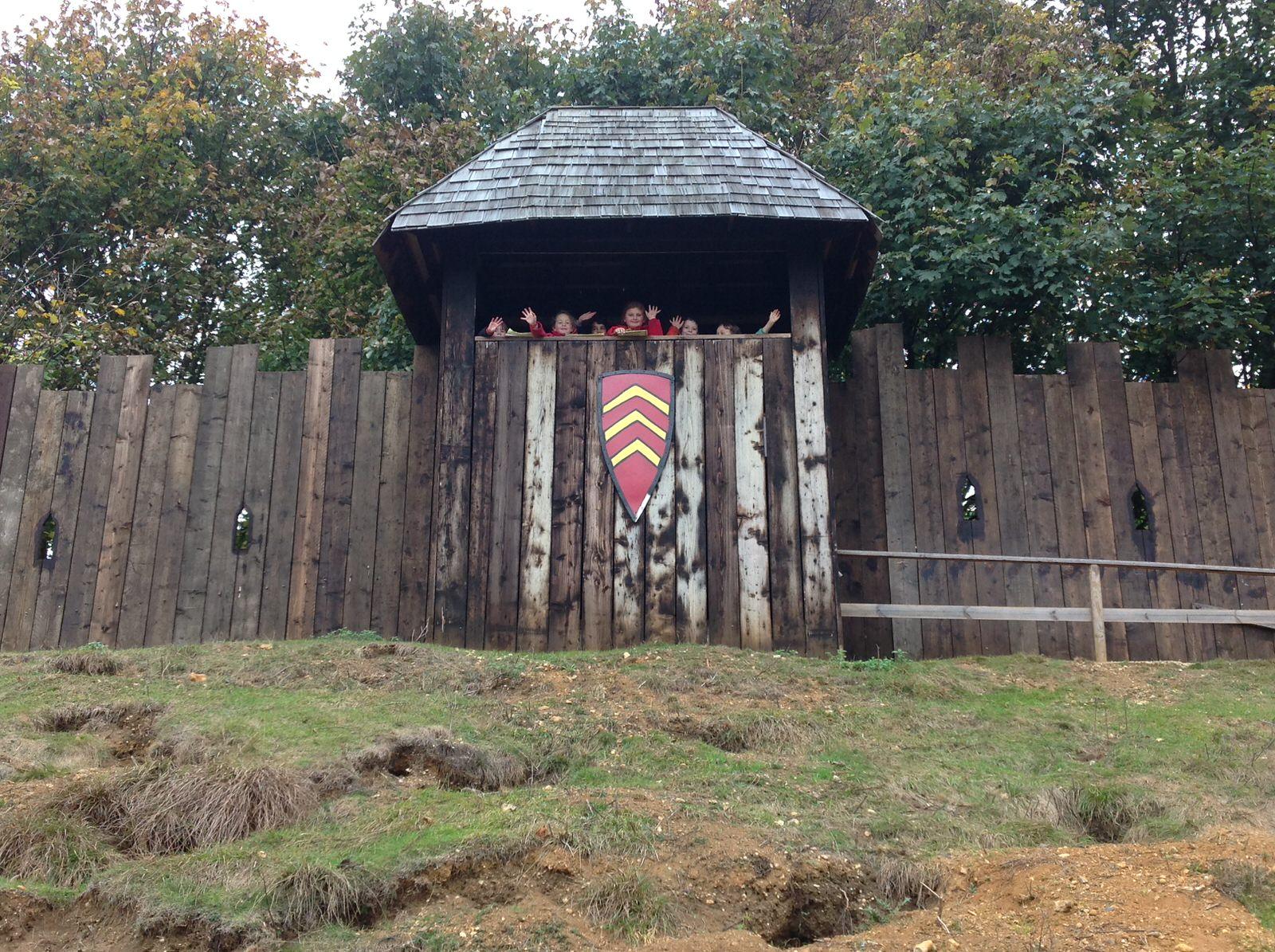 Rainbow Room - Mountfitchet Castle