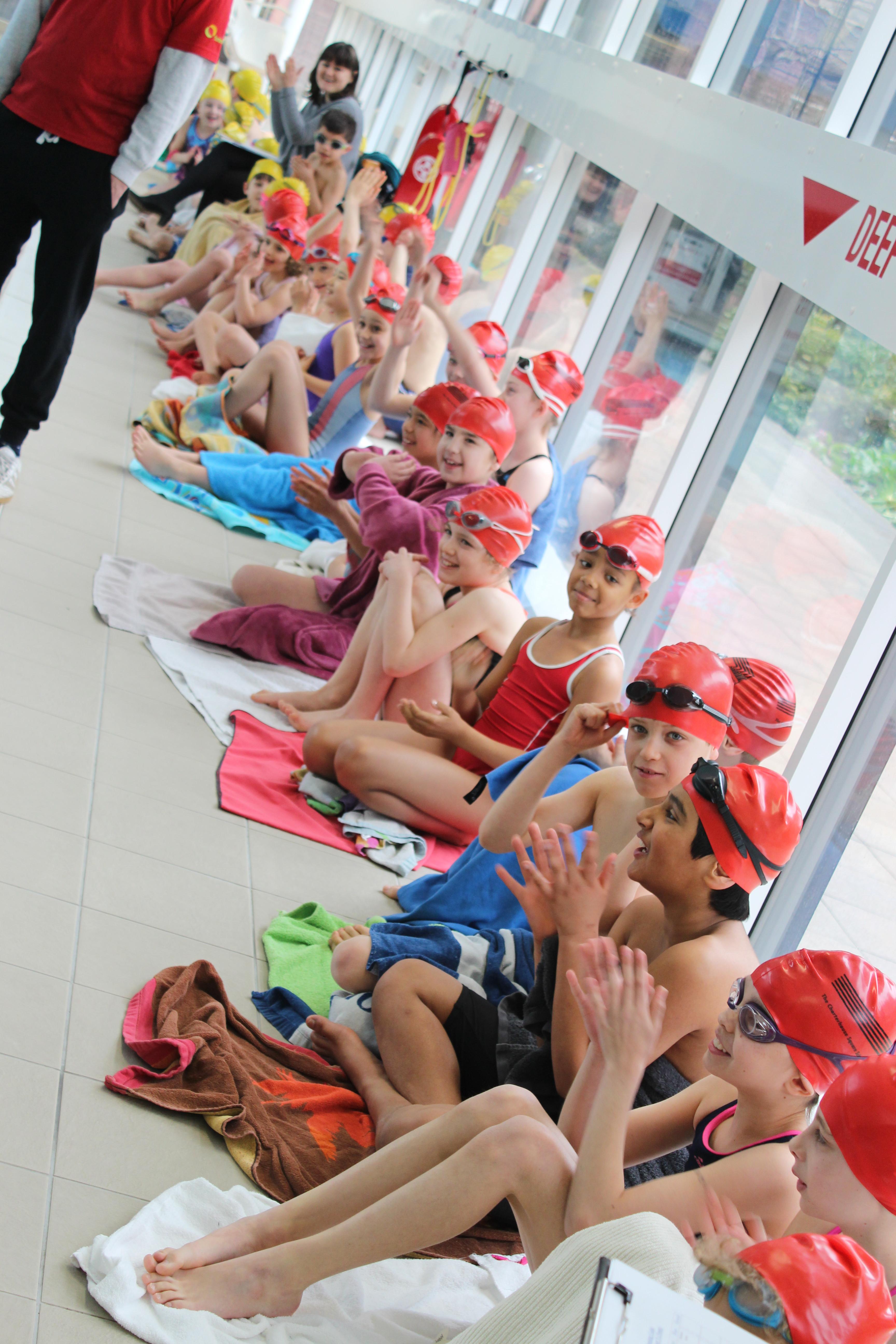 Swimming Gala - Charterhouse Cup Week - 2016